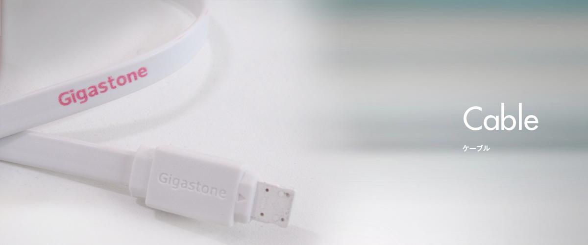ケーブル | Gigastone【ギガストーン】 - モバイルアイテムのグローバルブランド(PC)