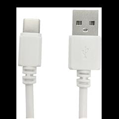 Type-C – USB-A ケーブル