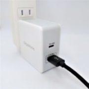 USB/PD対応<br>ACアダプタ