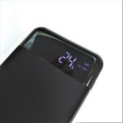 PD3.0/QC3.0急速充電対応<br>モバイルバッテリー